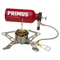 Primus Omnifuel II Inclusief Fuel Bottle Brander
