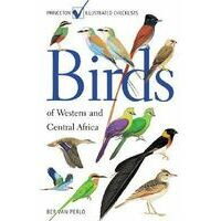 Princeton Vogelgids Birds Of Western And Central Africa