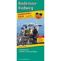 Publicpress Fietskaart 199 Bodensee Radweg