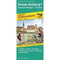 Publicpress Fietskaart 235 Donau Radweg 1