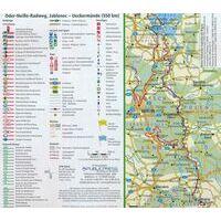 Publicpress Fietskaart 266 Oder Neisse Radweg