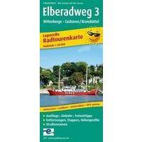 Publicpress Fietskaart 274 Elberadweg Deel 3