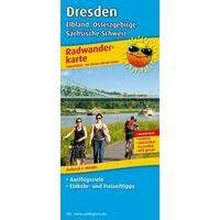Publicpress Fietskaart Dresden En Elbland 1:100.000