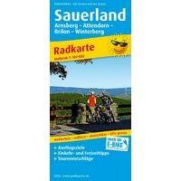 Publicpress Fietskaart Sauerland