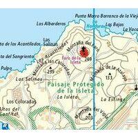 Publicpress Fietswandelkaart Gran Canaria Noord