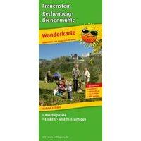 Publicpress Wandelkaart Frauenstein Rechenberg