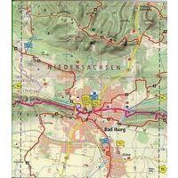 Publicpress Wandelkaart Hermannsweg