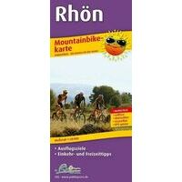 Publicpress Mountainbikekarte Rhon