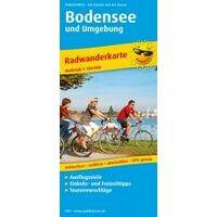 Publicpress Fietskaart Bodensee Und Umgebung