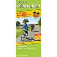Publicpress Fiets- En Wandelkaart Sudliches Munsterland