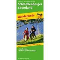 Publicpress Wandelkaart 492 Schmallenberger Sauerland