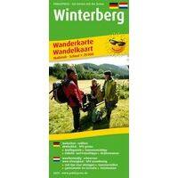 Publicpress Wandelkaart 655 Winterberg En Omgeving