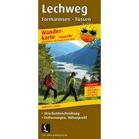 Publicpress Wandelkaart 728 Lechweg