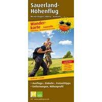 Publicpress Wandelkaart Sauerland Höhenflug