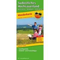 Publicpress Wandelkaart Zuidoost Hochsauerland