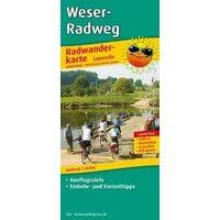 Publicpress Fietskaart Weser-Radweg