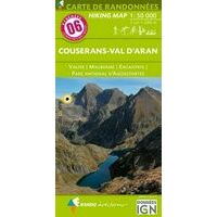 Rando Editions Wandelkaart 06 Couserans - Val D'Aran