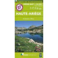 Rando Editions Wandelkaart 07 Haute-Ariège