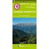 Rando Editions Wandelkaart 10 Canigou-Garrotxa