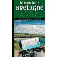 Rando Editions Fietsgids Bretagne Tour A Velo Volume 2 : Roscoff A Quimperle