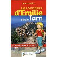 Rando Editions Tarn Sentiers Emilie - Wandelen Met Kinderen
