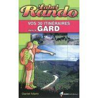 Rando Editions Wandelgids Gard 30 Wandelingen