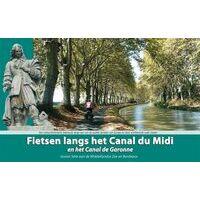 Recreatief Fietsen Fietsen Langs Het Canal Du Midi En Het Canal De Garonne