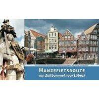 Recreatief Fietsen Fietsgids 1 Hanzefietsroute Zaltbommel - Lübeck