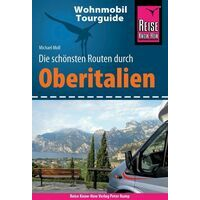 Reise Know How Campergids Wohnmobil Oberitalien
