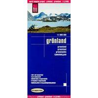 Reise Know How Landkaart Groenland