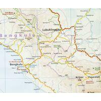 Reise Know How Wegenkaart 1 Sumatra