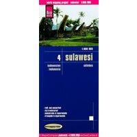 Reise Know How Wegenkaart 4 Sulawesi