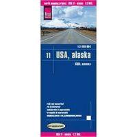 Reise Know How Wegenkaart USA 11 Alaska