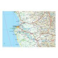 Reise Know How Wegenkaart Angola
