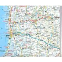 Reise Know How Wegenkaart Baltische Staten
