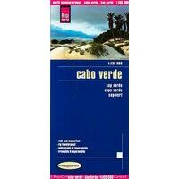 Reise Know How Wegenkaart Cabo Verde