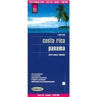Reise Know How Wegenkaart Costa Rica En Panama