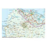 Reise Know How Wegenkaart Indonesië 3: Borneo