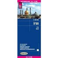 Reise Know How Wegenkaart Iran