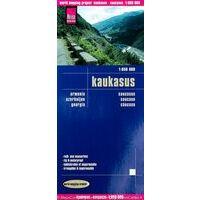 Reise Know How Wegenkaart Kaukasus