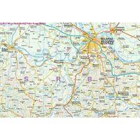 Reise Know How Wegenkaart Servië En Montenegro