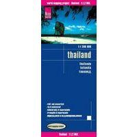 Reise Know How Wegenkaart Thailand