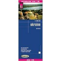 Reise Know How Wegenkaart Oekraïne