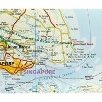 Reise Know How Wegenkaart Maleisië