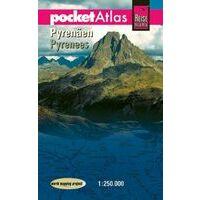 Reise Know How Pocketatlas Pyreneeën