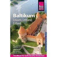 Reise Know How Reiseführer Baltikum - Baltische Staten