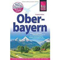 Reise Know How Reisgids Oberbayern