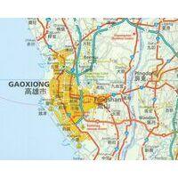 Reise Know How Wegenkaart Taiwan 1:300.000