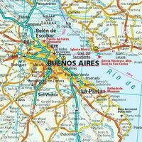 Reise Know How Wegenkaart Argentinië