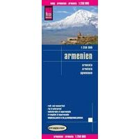 Reise Know How Wegenkaart Armenië